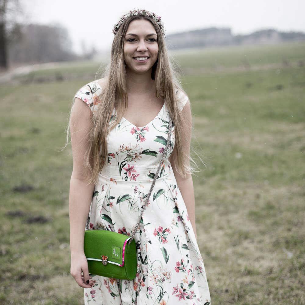 Damen Umhängetasche KIA | Taschenfuersleben