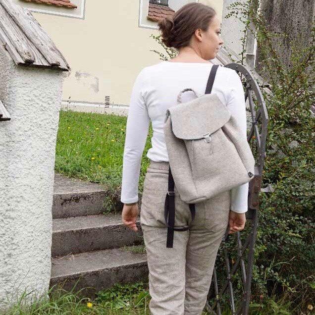 Rucksack Klara ist doch immer eine gute Wahl