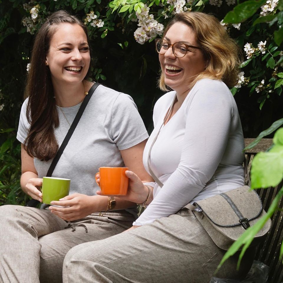 Lachend gelingt alles viel besser