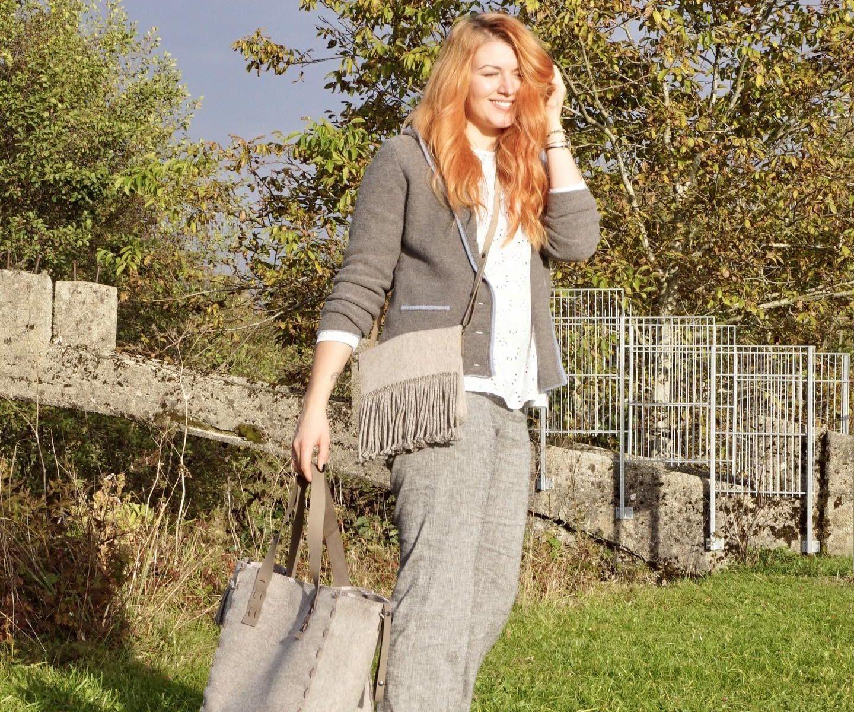 Damentasche Maxi Weekender